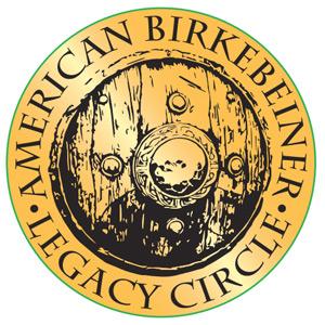 Birkie Legacy Circle Logo