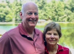 Pat and Sue Quinn